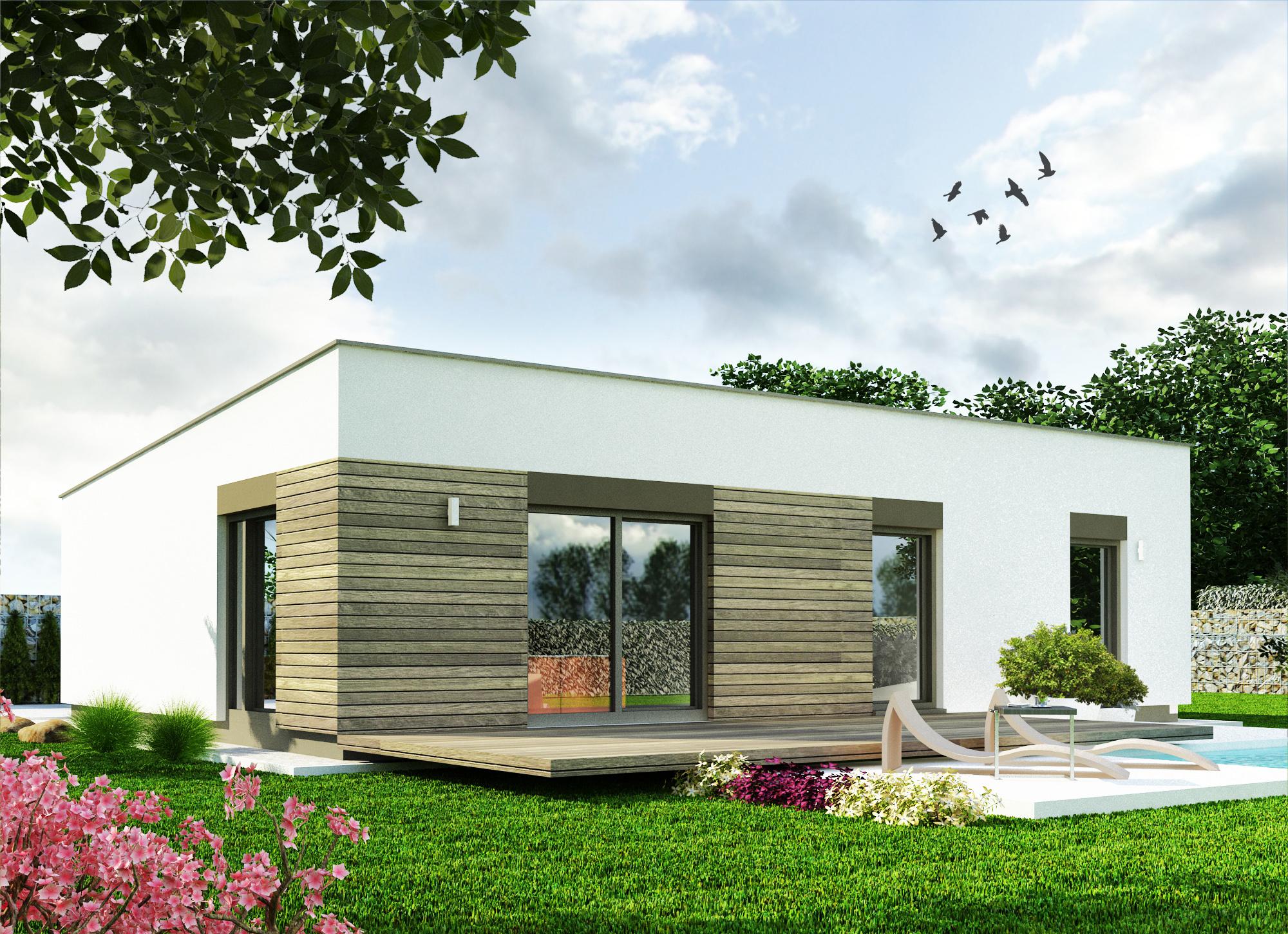 Montovaný dom - Relax