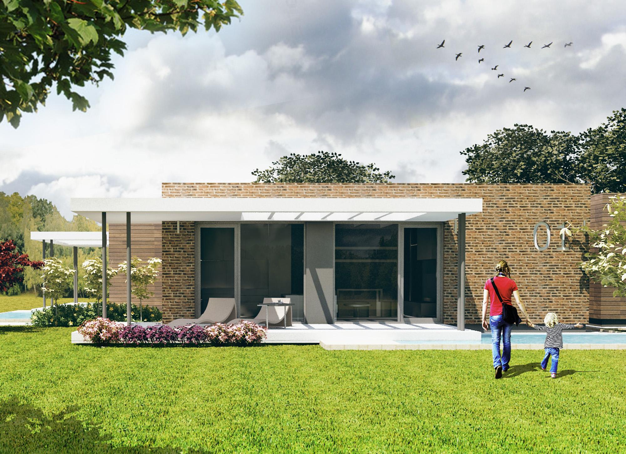 Montovaný dom - Smallvile