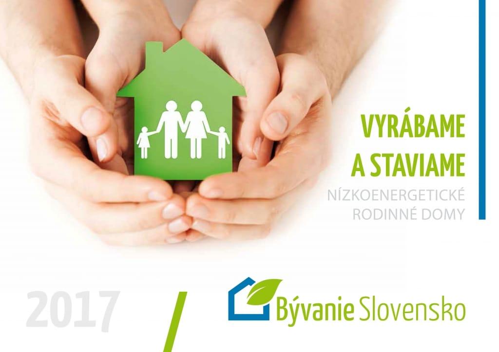 Katalóg Montovaných rodinných domov